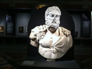 ercole scultura