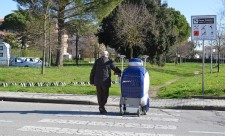 robot da passeggio