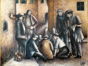 36783-Ottone-Rosai-I-giocatori-di-Toppa-1928_-Collezione-Banca-Monte-dei-Paschi-di-Siena-bassa