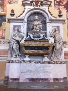 galileo in santa croce