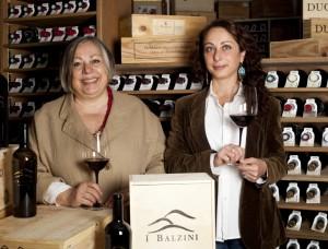 Antonella D'Isanto con la figlia Diana