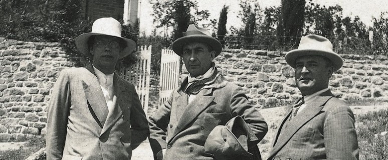 Papini, Soffici e Attilio Vallecchi