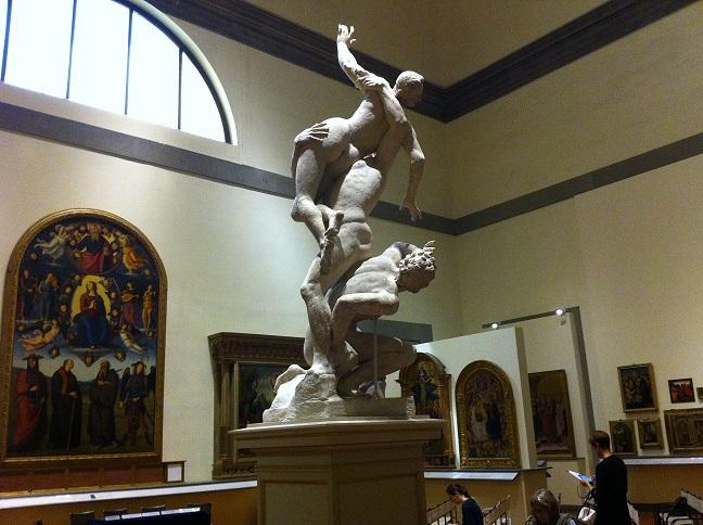 Firenze, inizia la manutenzione del David di Michelangelo