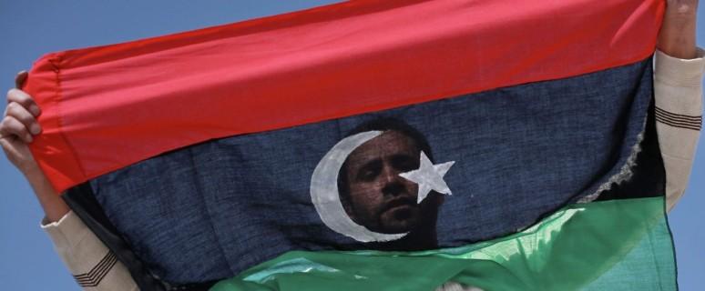 Libia-bandiera