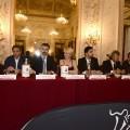 G. Versace, C. Prandelli, G.Marchini, Brigita Elksne, R. Todaro, G. Antognoni, G.Monti