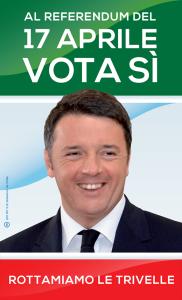 Renzi vota SI