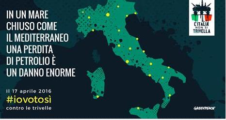 italia referendum 17 aprile foto petizione