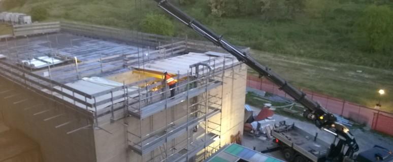 magnete calato a Ponte a Niccheri