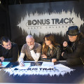 La giuria di Bonus Track 2  - foto Pamela Nocentini