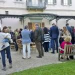 Inaugurazione della mostra di Antonio e Xavier Bueno, Villa Bardini