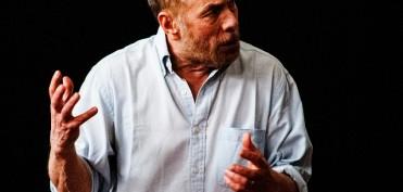 Gabriele Lavia - L'uomo dal fiore in bocca_ ph. Maria Pia Ballarino