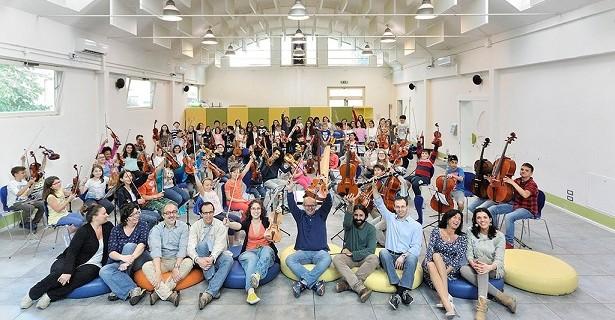 Orchestra Sociale e coro Voci danzanti