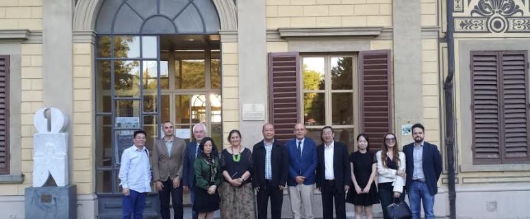 delegazione cinese siena