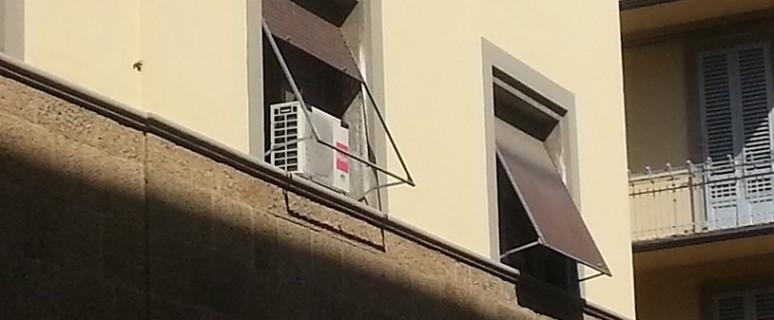 finestra omicidio