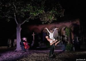 Alessandro Botticelli_Don't Cry_Kaos Balletto_spettacolo 09.2015
