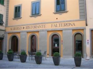 foto facciata Ristorante Falterona