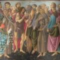 incoronazione botticelli
