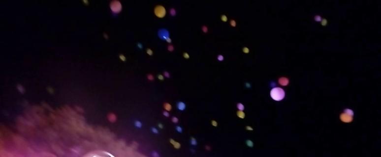 Un volo di palloncini per il 50° della Sagra di Montepescali