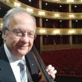 Il violoncellista George Georgescu