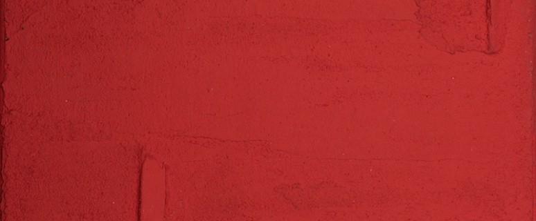 alessandro-bernardini-tela-muro-in-rosso-2015-cemento-e-tecnica-mista-su-tela-18x24-cm