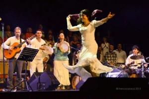 Ballare Viaggiando - spettacolo