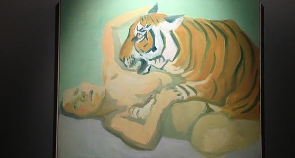 A letto con una tigre 1975