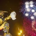 Carnevale 2016 con Barbarians di Fabrizio Galli vincitore della scorsa edizione