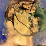 Self Portrait The Arcadian 717 × 960 cm.