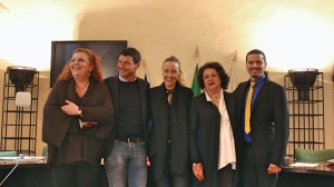 02_Luisanna Messeri, Giuseppe Spinelli, Sara Funaro, Maria Cristina Dalla Villa, Giuliano Scarpati