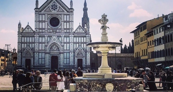 fontana santa croce