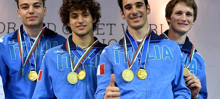 medaglie d'oro