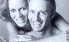 Lucia e Paolo Poli