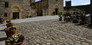 Monteriggioni - castello