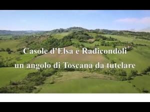 Casole D'Elsa e Radicondoli, un angolo di Toscana da tutelare