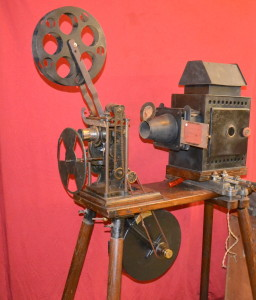 Macchina proiettore Pathè Freres New York - 1903