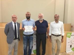 da sinistra, Lorenzo Cantelli_ Mauro Petreni_ Luciano Carapelli e Michele Vannuccini