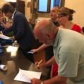 firma contratto decentrato comune fi