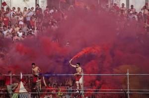 rossi calcio storico tifo