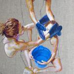 1-Fever_acrylic on linen canvas_ 100x80_2015-001