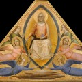 Bernardo Daddi, L'Assunzione della Vergine, 1337-39, Lent by The Metropolitan Museum of Art, Robert Lehman Collection, 1975 (1975.1.58)