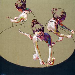 Espinhos 100 x 100 acrilico stela 2014