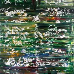 Dancing Dogs by Hans Degner 2011 Copenhagen 1m x 1½m