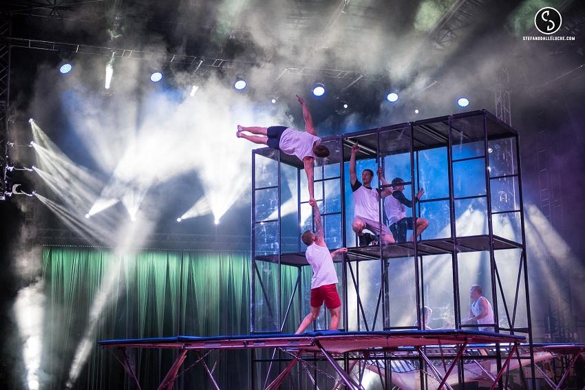 Prove dello spettacolo Le Cirque - Alis | Photo: Stefano Dalle Luche  //  My Page : www.facebook.com/stedallephoto // My instagram : www.instagram.com/stedallephoto //