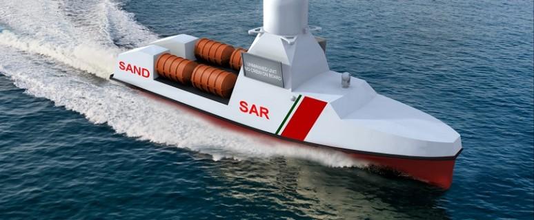 drone marino