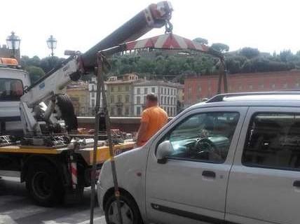 rimozione auto due