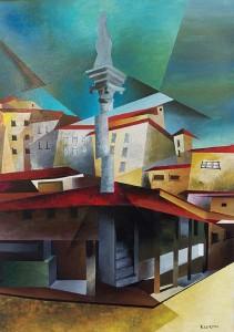 opera 1 Loreto - Mercato Vecchio di Firenze