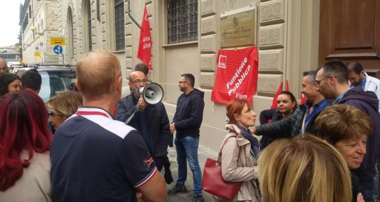 sit in entrate cgil