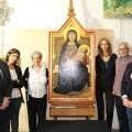 Ambrogio Lorenzetti - Madonna col Bambino