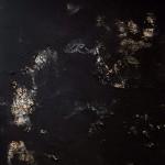 Nebulosa, 2017, acrilico su tela