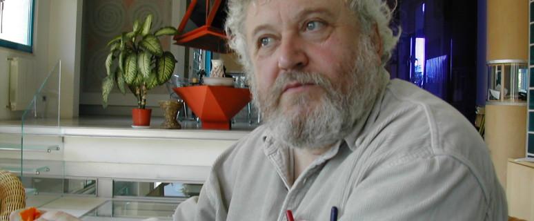 Il poeta Guido Oldani alla Fondazione il Fiore di Firenze